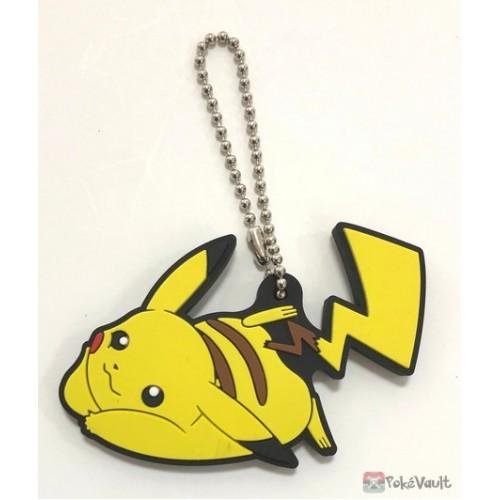 Pokemon Center 2019 Rubber Mascot Collection Alola Version Pikachu Rubber Keychain