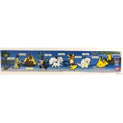 Pokemon Center 2019 Rubber Mascot Collection Alola Version Alolan Sandshrew Rubber Keychain