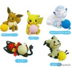 Pokemon 2019 Takara Tomy Nuku Nuku Time Pikachu Figure