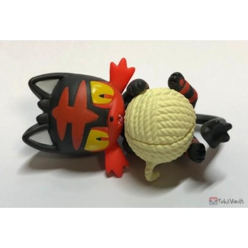 Pokemon 2019 Takara Tomy Nuku Nuku Time Litten Figure