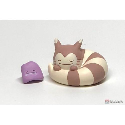 Pokemon Center 2019 Transform Ditto Campaign #8 Vol. 8 Ditto Furret Gashapon Figure