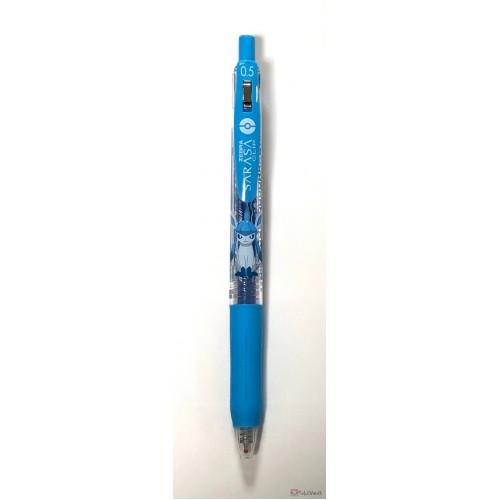Pokemon Center 2017 Glaceon Ball Point Pen (Light Blue)