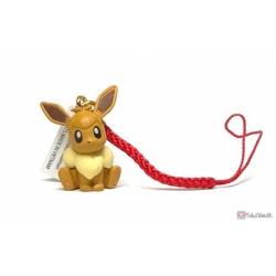 Pokemon 2019 Sun & Moon Series #3 Nagisa Lana's Eevee Mobile Phone Strap