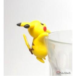 Pokemon Center 2019 Putitto Eevee & Pikachu Version Pikachu Cup Ornament Gashapon Figure (Version #1 Normal)