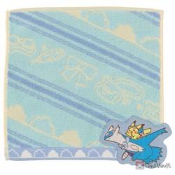 Pokemon Center 2019 Flying With Latias & Latios Campaign Latios Pikachu Mini Hand Towel