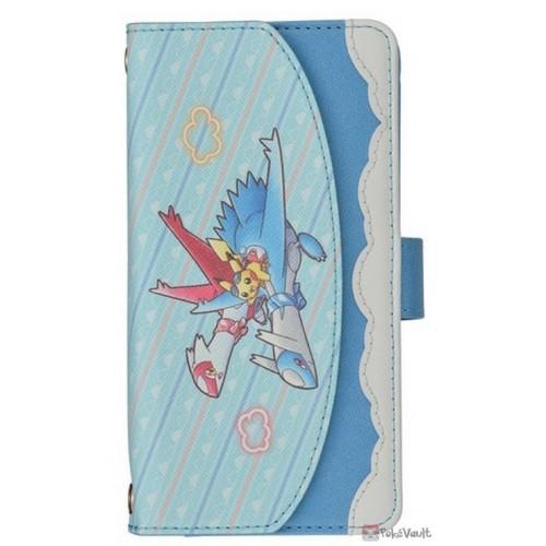 Pokemon Center 2019 Flying With Latias & Latios Campaign iPhone 6/6s/7/8 Phone Flip Case
