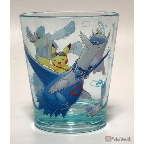 Pokemon Center 2019 Flying With Latias & Latios Campaign Plastic Cup (Latios Version)