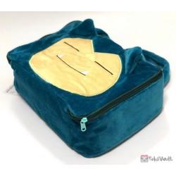 Pokemon 2019 Banpresto UFO Game Catcher Prize Snorlax Plush Carry Bag