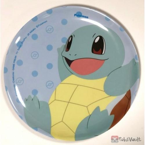 Pokemon Center 2019 Squirtle Plastic Plate