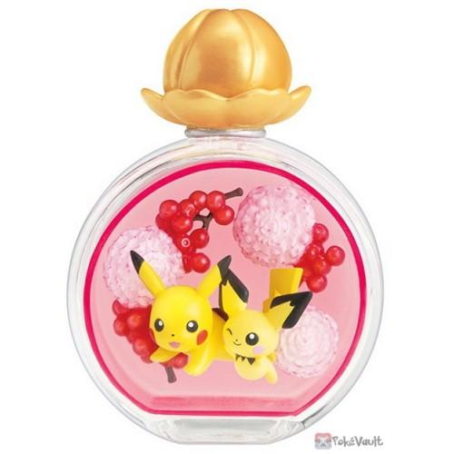 Pokemon Center 2019 Re-Ment Petite Fleur Series #2 Pikachu Pichu Figure (Version #1)