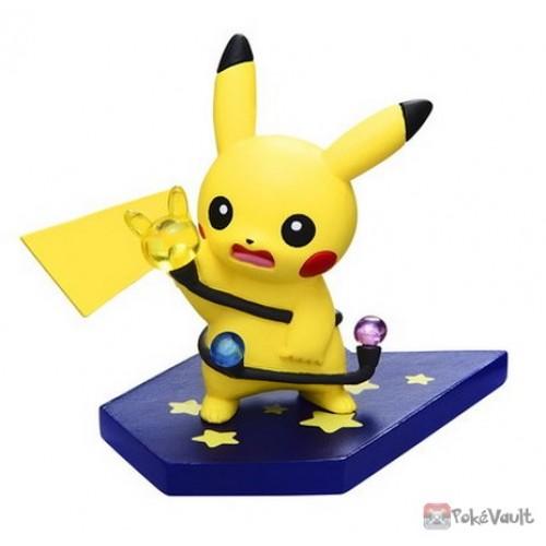 Pokemon Center 2019 Pikachu Night Parade Series Pikachu Figure (Version #6 Lights)