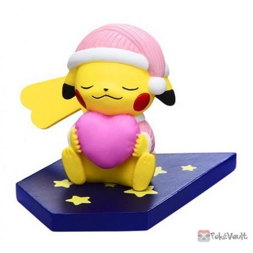 Pokemon Center 2019 Pikachu Night Parade Series Pikachu Figure (Version #2 Pajamas)