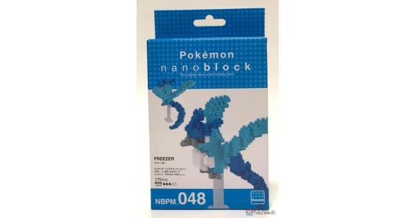 NEW NANOBLOCK POKEMON ARTICUNO FREEZER Building Block Nanoblocks Nano NBPM 048