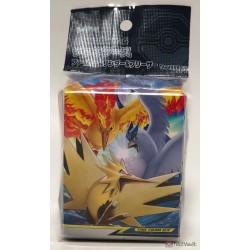 Pokemon Center 2019 SM#10b Sky Legend Articuno Moltres Zapdos Large Size Deck Box