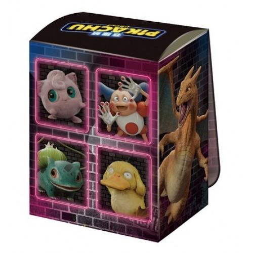 Pokemon Center Detective Pikachu Large Size Deck Box