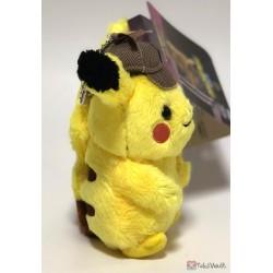 Pokemon 2019 Takara Tomy Detective Pikachu Movie Small Mascot Plush Keychain