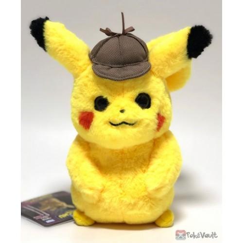 Pokemon 2019 Takara Tomy Detective Pikachu Movie Plush Toy
