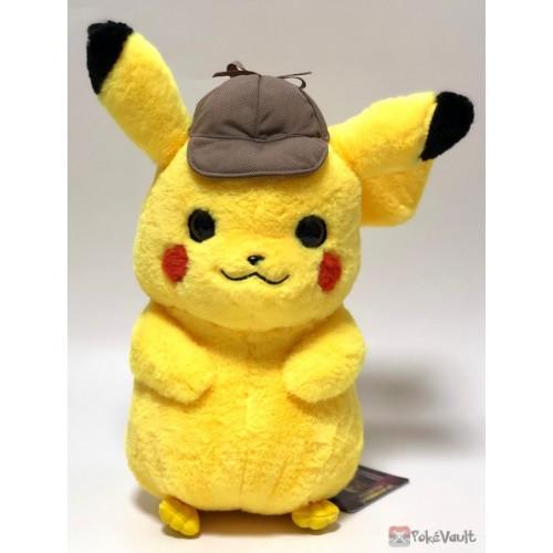 Pokemon 2019 Takara Tomy Detective Pikachu Movie Lifesize Plush Toy