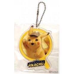 Pokemon Center 2019 Detective Pikachu Movie RANDOM Acrylic Plastic Character Keychain