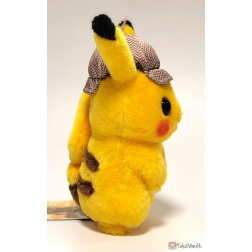 Pokemon Center Detective Pikachu Movie Pikachu Plush Toy
