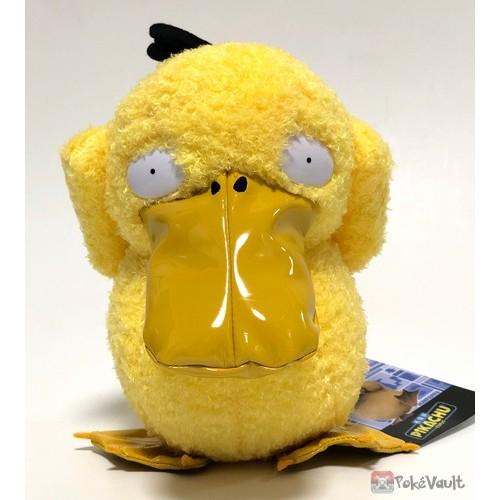 Pokemon Center Detective Pikachu Movie Psyduck Plush Toy