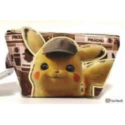 Pokemon Center 2019 Detective Pikachu Movie Pouch