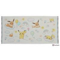 Long wallet Pokemon Center Original Rainbow campaign Eevee ver
