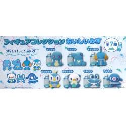 Pokemon Center 2019 Oishii Mizu Campaign Totodile Gashapon Figure