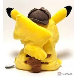 Pokemon Center 2019 San-Ei Detective Pikachu Movie Squishy Large Plush Cushion