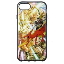 Pokemon Center 2019 Pokemon EX Drawing - Yusuke Murata Campaign Charizard Ultra Necrozma & Friends iPhone 6/6s/7/8 Mobile Phone Hybrid Protection Case (Version #1)
