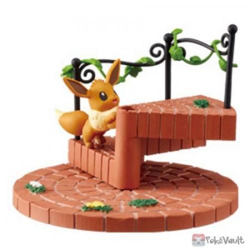 Pokemon Center 2019 Re-Ment Pokemon's Steps Eevee Figure (Version #2)