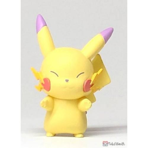 Pokemon 2019 Bandai Fall In Line Series #2 Pikachu Figure (Electric Shock Version)