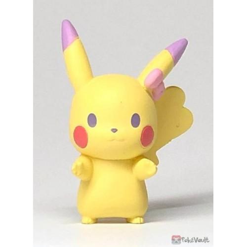 Pokemon 2019 Bandai Fall In Line Series #2 Pikachu Figure (Female Version)