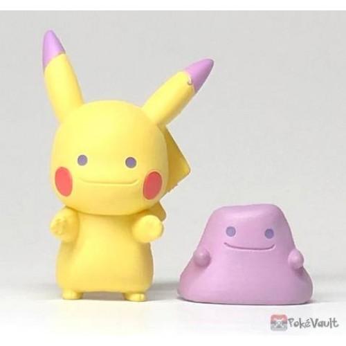 Pokemon 2019 Bandai Fall In Line Series #2 Ditto Pikachu Figure