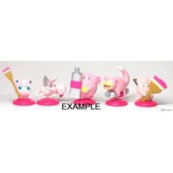 Pokemon 2019 Kitan Club Palette Color Collection Pink Series Slowpoke Figure