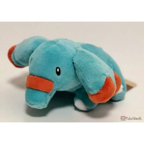 Pokemon Center 2019 Pokemon Fit Series #3 Phanpy Small Plush Toy