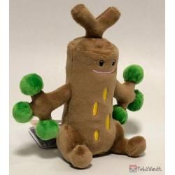 Pokemon Center 2019 Pokemon Fit Series #3 Sudowoodo Small Plush Toy