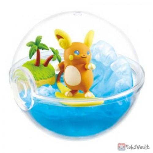 Pokemon Center 2019 Re-Ment Terrarium Collection EX Alola Series #2 Alolan Raichu Figure (Version #6)