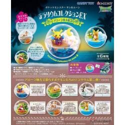 Pokemon Center 2019 Re-Ment Terrarium Collection EX Alola Series #2 RANDOM Figure