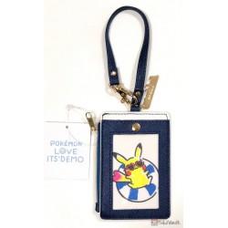 Pokemon 2019 Pokemon Loves Its Demo Campaign Lapras Pikachu Wingull Train Pass Case