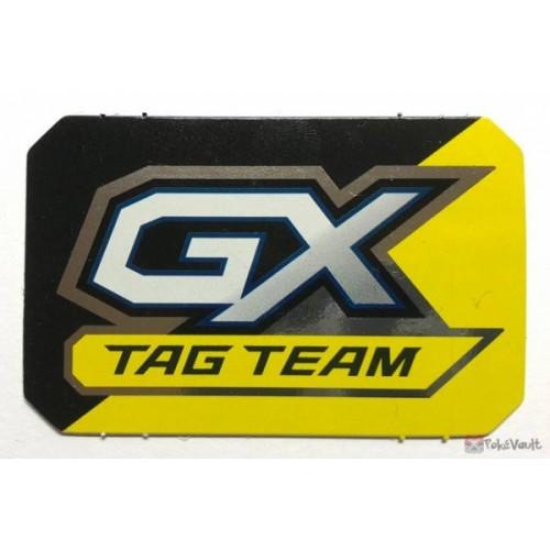 Pokemon Center 2019 Tag Team GX Cardboard Marker