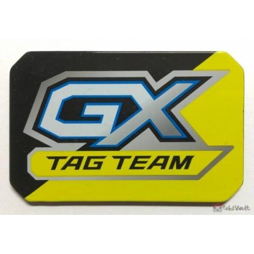 Pokemon Center 2019 Starter Deluxe Set Tag Team GX Plastic Marker