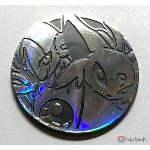 Pokemon 2019 Starter Deluxe Set Espeon Deoxys Silver Coin