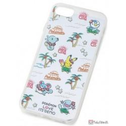 Pokemon 2019 Pokemon Love Its Demo Campaign Wooper Horsea & Friends iPhone 6/6s/7/8 Mirror Hard Cover