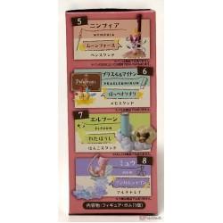 Pokemon Center 2019 Re-Ment Desktop Figure So Cute Series Pikachu (Post It Note Stand)