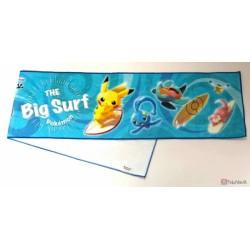 Pokemon Center 2019 Pokemon Surf Campaign Sharpedo Mantne & Friends Long Scarf Towel