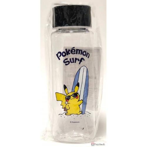 Pokemon Center 2019 Pokemon Surf Campaign Pikachu Clear Bottle