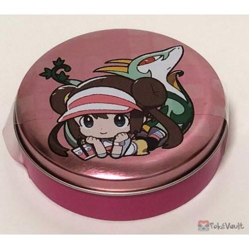 Pokemon Center 2019 Pokemon Trainers Campaign Rosa Serperior Candy Collector Tin