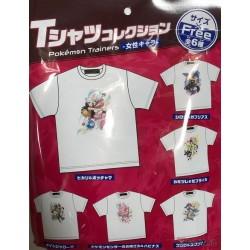 Pokemon Center 2019 Pokemon Trainers Campaign Pokemon Center Nurse Chansey Tshirt  (Free Size)