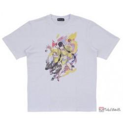 Pokemon Center 2019 Pokemon Trainers Campaign Elesa Zebstrika Tshirt  (Free Size)